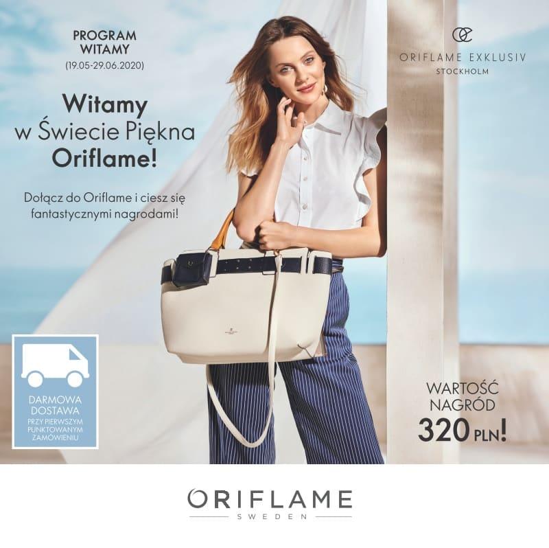Konsultantka-Oriflame