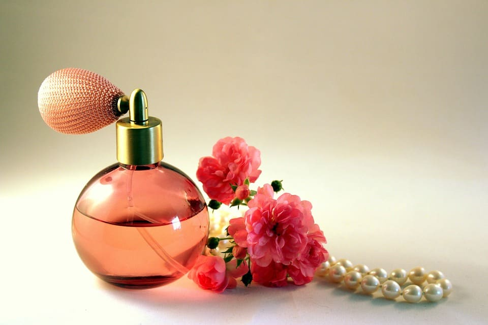 oriflame perfumy