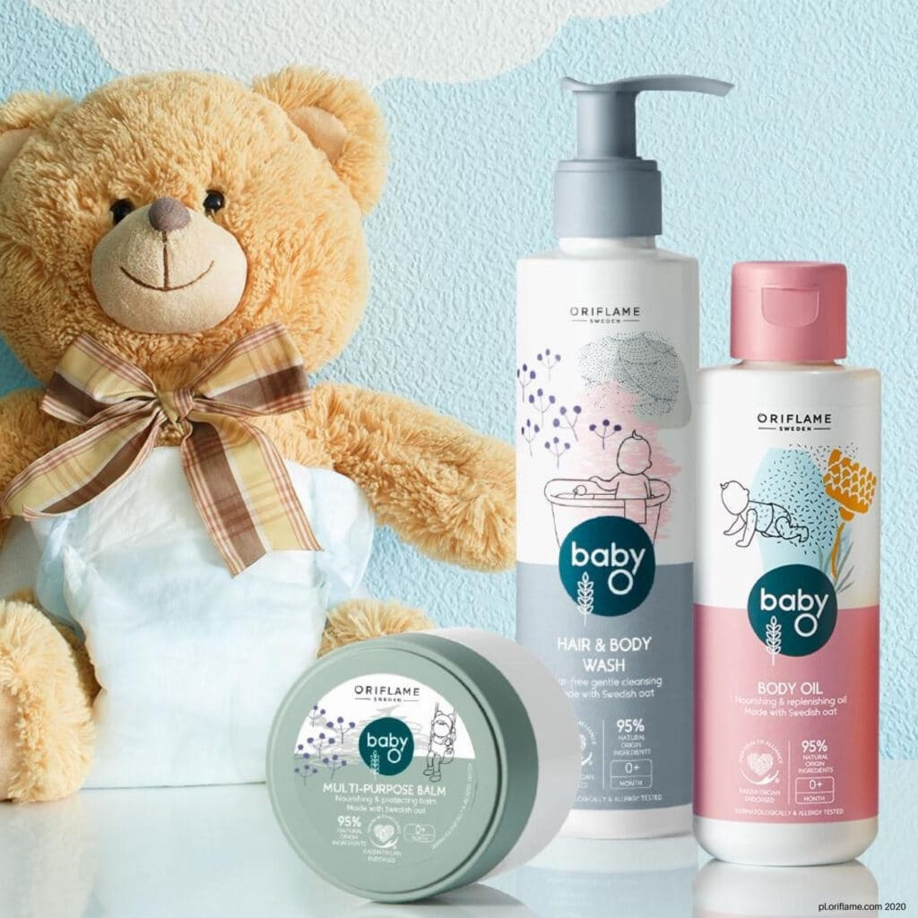 kosmetyki dla niemowlaków