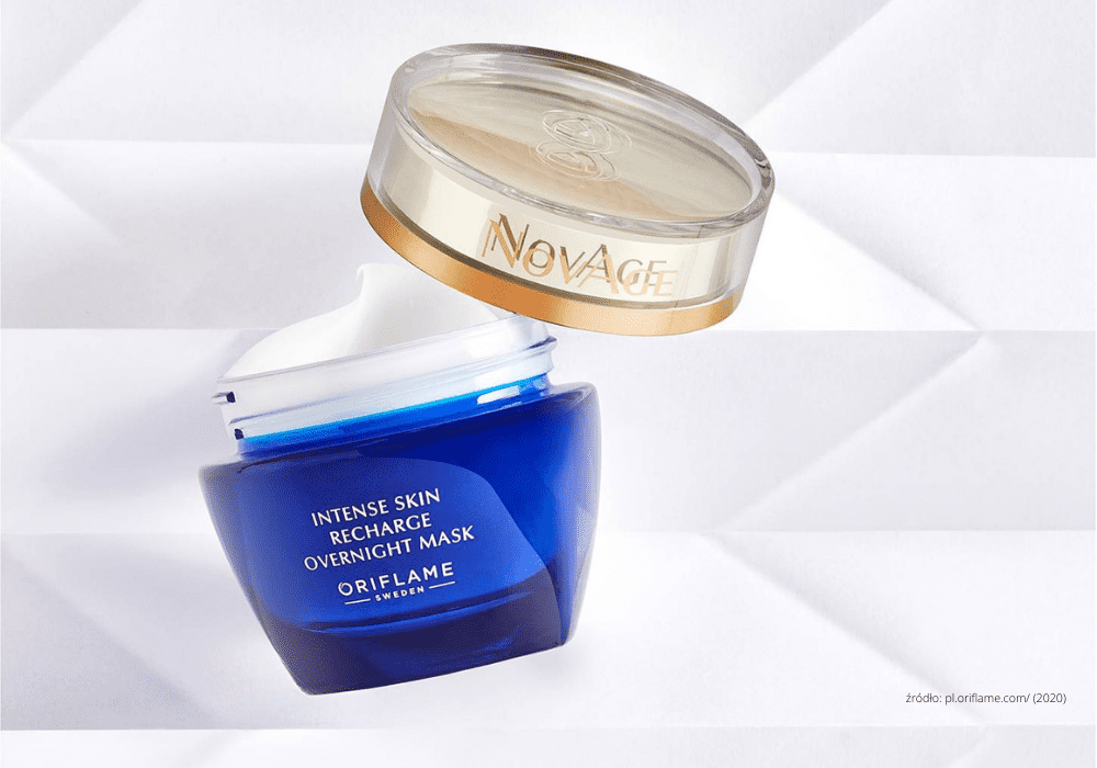 Maska na noc NovAge