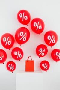 zniżka na zakupy