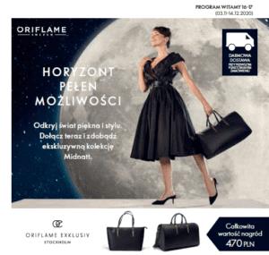 Program powitalny ORIFLAME Ktalog 16 / 2020