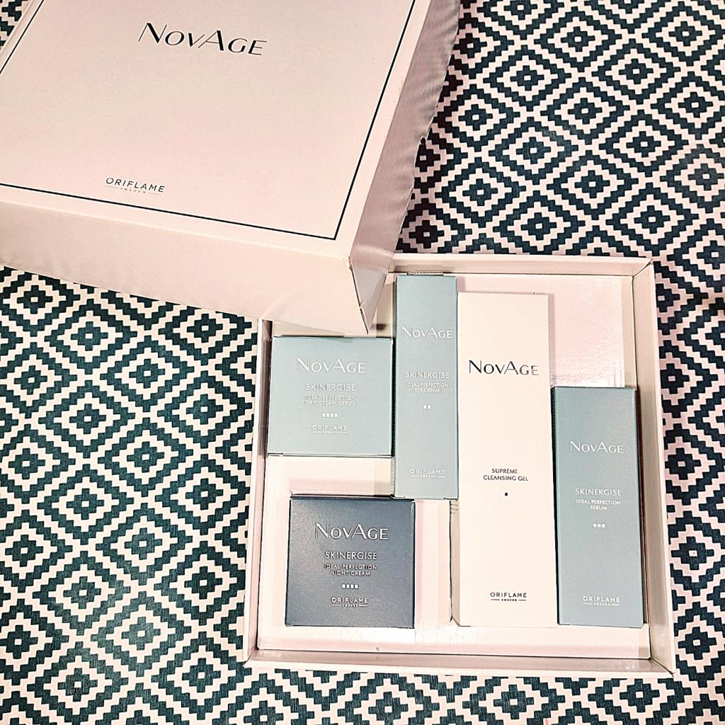 zestaw NovAge Skinenergise
