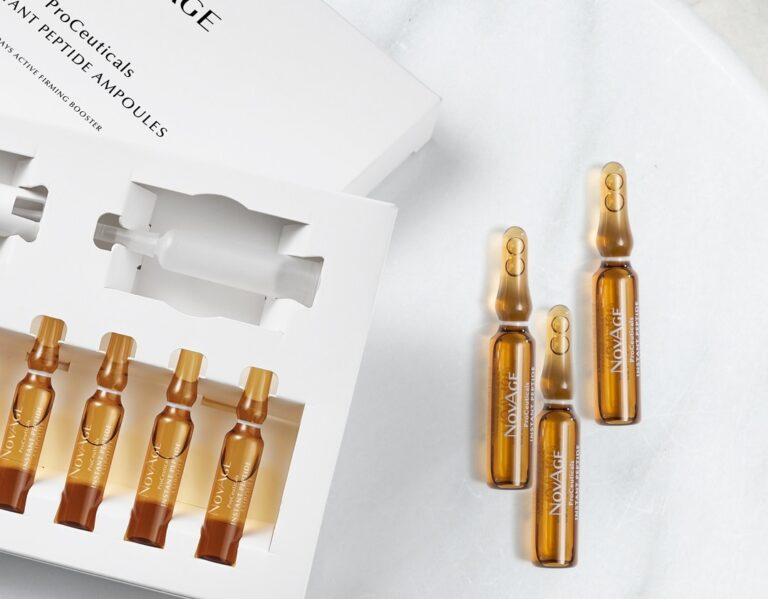 novage proceuticals instant peptide ampoules 40880 01 768x599